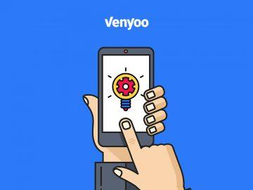 Настройка мобильной версии  Venyoo.