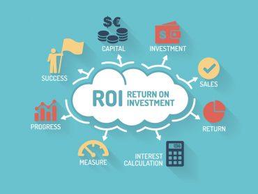 ROI как показатель эффективности контекстной рекламы.