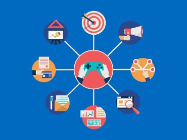 Геймификация в маркетинге. Увеличиваем продажи с помощью геймификации бизнеса.